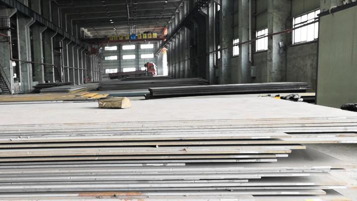 中厚板项目工程案例